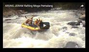 Video Arung Jeram
