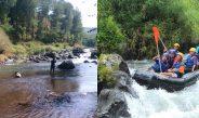 Wisata dan Olahraga Pemicu Adrenalin di desa Wangkelang